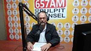 Pieter Barnard Radio Pulpit