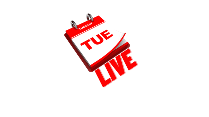 Tuesday Live Radio Pulpit