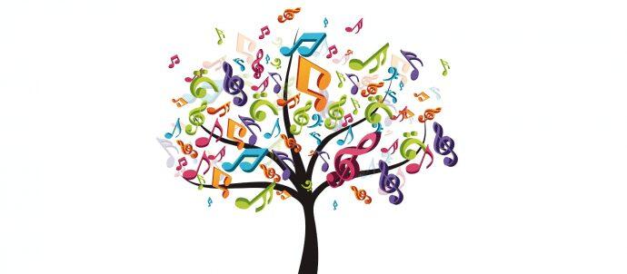 Colourful Radio Pulpit music