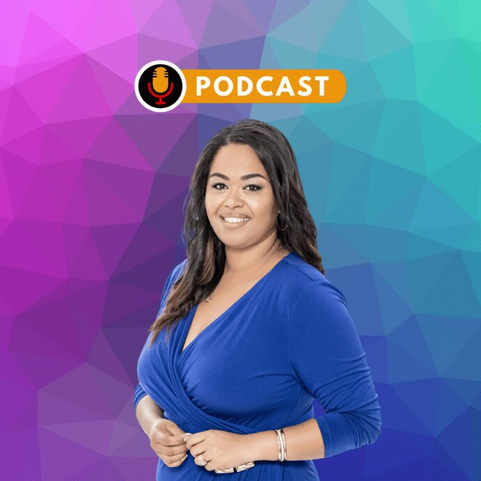 Elevated Jenna-Leigh podcast Pulpit