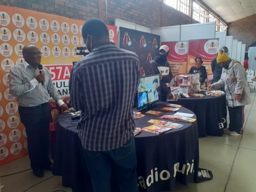 Radio Pulpit Small Business Expo
